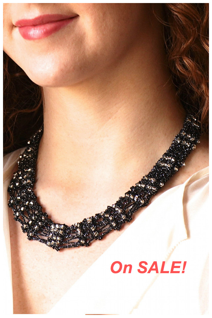 *SALE* Charlotte Necklace Knitting Kit