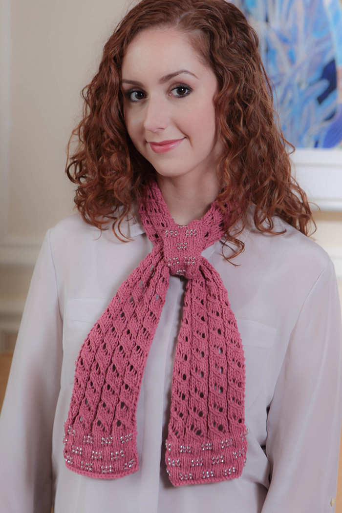 Fusion Scarf Knitting Kit