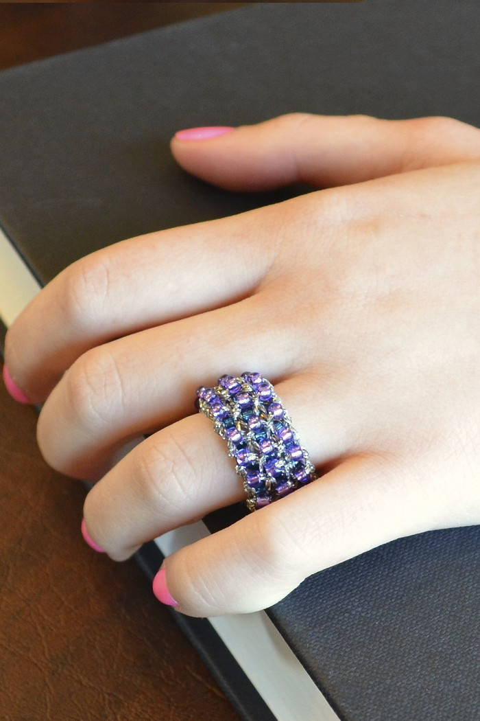 Bella Knit Ring
