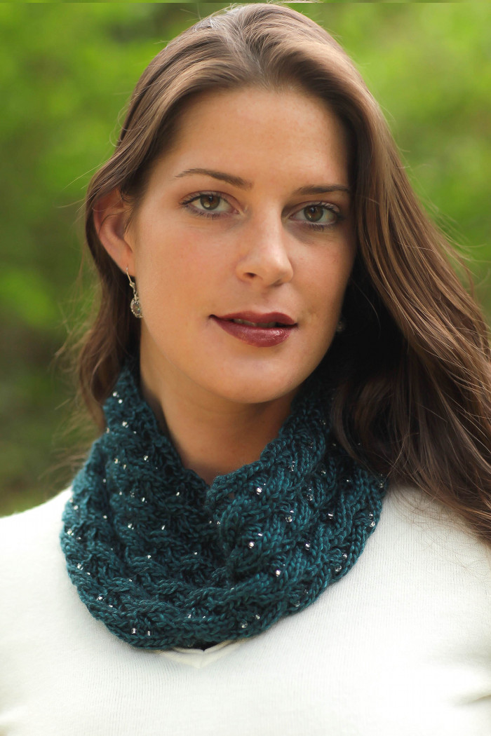 Madison Cowl Knitting Kit